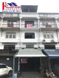 For SaleShophouseRama 2, Bang Khun Thian : Commercial building for sale, commercial building for sale, 1 booth, 3 floors, and a half, 23.2 sq m, Rama 2 Soi 56, 210 sq m. 23.2 sq m.