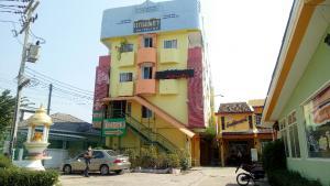 ขายขายเซ้งกิจการ (โรงแรม หอพัก อพาร์ตเมนต์)ขอนแก่น : ขายอพาร์ทเม้นท์ ใกล้อาชีวะขอนแก่น