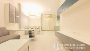 For RentCondoRatchadapisek, Huaikwang, Suttisan : For rent, The room Ratchada - Ladprao, 2 bedrooms, 60 sqm., 20,000 baht, cheap price, beautiful room