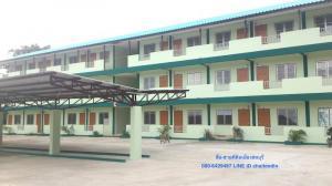 For SaleBusinesses for salePattaya, Bangsaen, Chonburi : 100 apartments for sale near Sriracha Chonburi Industrial Estate
