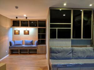 For RentCondoBangna, Lasalle, Bearing : New Condo for Rent - LPN Lumpini Place Bangna, Soi Central, 2 Bedrooms