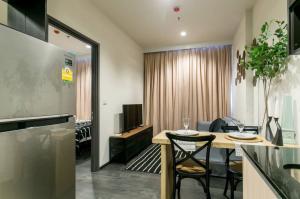 For RentCondoSukhumvit, Asoke, Thonglor : Condo for rent EDGE Sukhumvit 23 Type 1 bedroom 1 bathroom Size 30 sq.m. Floor 11