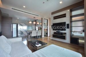 For SaleCondoRama9, RCA, Petchaburi : 2B2B Special Price!! 20+ High Floor Condo for Sale Near MRT Phetchaburi - The Address Asoke @10.9MB