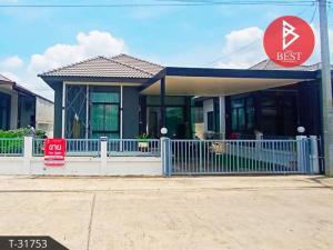 For SaleHousePrachin Buri : Twin house for sale ready to move in The Crystal (The Crystal) Sri Maha Pho, Prachinburi.