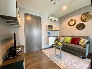 For RentCondoOnnut, Udomsuk : Condo for rent The Base Park West Type 1 bedroom 1 bathroom Size 30 sq.m. Floor 15