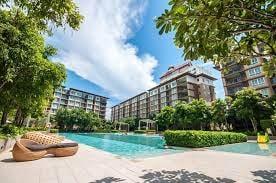 For SaleCondoCha-am Phetchaburi : NDP04-0019 Cheap sale, Baan Thew Lom Condo, 1BR, 29. 95 sqm. , Fully furnished.