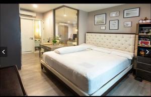 ขายคอนโดอ่อนนุช อุดมสุข : The Room sukhumvit 69 ขายด่วน 7.3 ล้าน ห้อง 1 นอนขนาดใหญ่ 45 ตรม ชั้นสูง พร้อมพาชมห้องค่ะ นัดเลย