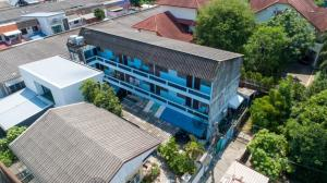 For SaleBusinesses for saleVipawadee, Don Mueang, Lak Si : Tenants crowded all year long !! Apartment for sale 108 square wa. Soi Vibhavadi Rangsit 20, intersection 6-1, profit 564,000 baht per year, 24 rooms Urgent !!!