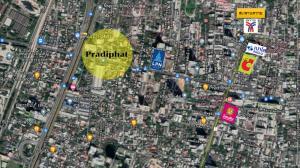 For SaleLandSapankwai,Jatujak : Land for sale on Pradipat Road Near Saphan Kwai BTS station