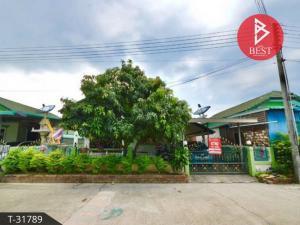 For SaleHouseChachoengsao : House for sale in Rachawadee, Chachoengsao