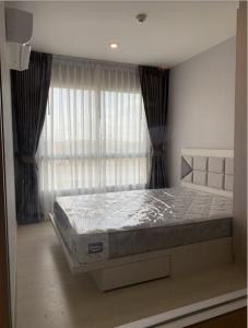 For SaleCondoSamrong, Samut Prakan : Condo for sale The Kith Plus Sukhumvit 113 fully furnished.