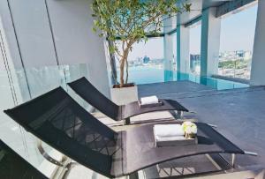 For RentCondoKasetsart, Ratchayothin : KhightsBridge  Kaset Society 1bedroom for Rent !