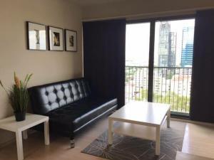 For RentCondoSukhumvit, Asoke, Thonglor : Condo for rent Noble Solo Type 1 bedroom 1 bathroom Size 48 sq.m.
