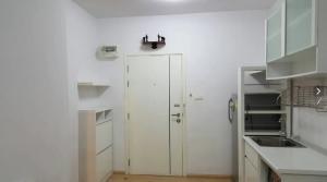 ขายคอนโดอ่อนนุช อุดมสุข : ขายด่วน คอนโด เอ สเปซ สุขุมวิท 77 ราคาพิเศษ ตึก G ชั้น 2 ฝั่งสวน ห้อง One-Bedroom (S2131)