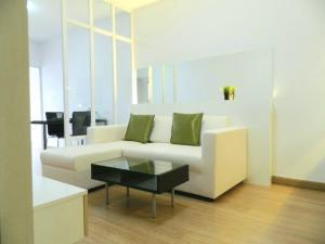 For SaleCondoRama9, RCA, Petchaburi : Urgent sale, Supalai Park Ekkamai-Thonglor, 2 bedrooms, 1 bath, 54 square meters, very beautiful decoration, 4.2 million baht.