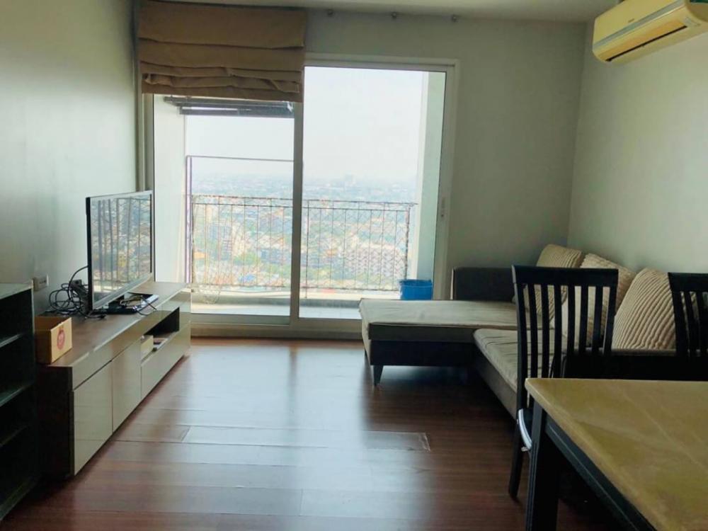 เช่าคอนโดรัชดา ห้วยขวาง : Diamond ratchada 28th floor 60 sqm for rent 23000 Baht/ month