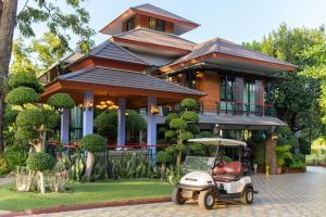 For SaleHouseKorat KhaoYai Pak Chong : Quick sale! Luxurious pool villa in Khao Yai can be a private resort.