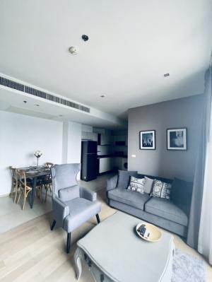 เช่าคอนโดสุขุมวิท อโศก ทองหล่อ : ‼️BEST PRICE‼️ Hight floor 2 bedroom 75 sqm only 50,000 thb!!!! HQ Thonglor by Sansiri