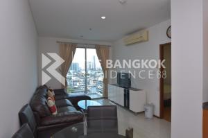 For RentCondoWongwianyai, Charoennakor : Hot Deal! Large Room Condo for Rent Near BTS Chong Nonsi - Villa Sathorn @18,000 Baht/Month