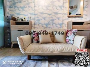For RentCondoBang kae, Phetkasem : Condo for rent, The Viva Petchkasem 68, near MRT Bang Khae