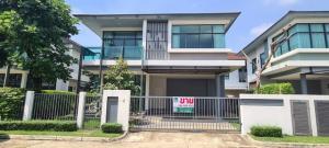 For SaleHouseChengwatana, Muangthong : House for sale, Setthasiri Chaengwattana - Prachachuen, next to the expressway, special price, ready to move in