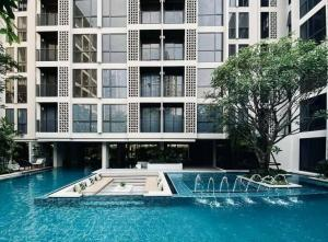 For SaleCondoOnnut, Udomsuk : Urgent sale, the cheapest price, chamber On Nut, 1 bedroom, price 3.19 million baht, new room, contact 0869017364.