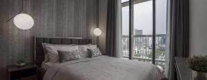 """For RentCondoSukhumvit, Asoke, Thonglor : 🔥 For rent """"Park 24"""", very beautiful decoration, no block view, good price (negotiable) 🔥 ready to move in, contact line id: @arunestate"""