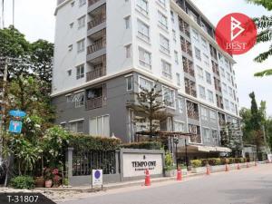 For RentCondoRamkhamhaeng, Hua Mak : Condominium for rent Tempo One Ramkhamhaeng Rama 9 Bang Kapi Bangkok