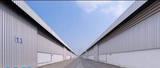 For RentWarehouseLadkrabang, Suwannaphum Airport : BN76 Warehouse for rent, warehouse, Liab Canal Road, Lam Khor Phai, Romklao District, Lat Krabang