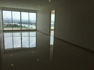 For SaleCondoRama3 (Riverside),Satupadit : Hot Price! !! ! Supalai Riva Grande Sale before Transfer, 2 BR 127. 5 sqm, River View Suite