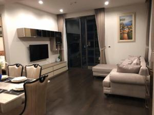 For RentCondoSukhumvit, Asoke, Thonglor : Condo for rent The XXXIX Type 2 bedroom 2 bathroom Size 82.65 sq.m. Floor 21