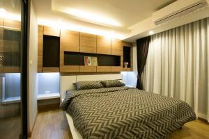 For RentCondoOnnut, Udomsuk : Urgent Rent ++ High Floor ++ Waterford Sukhumvit 50 ++ BTS Onnut ++ Pet Friendly ++ Special Price 15000 🔥🔥