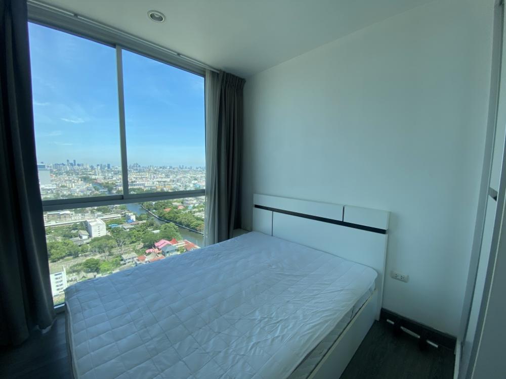For RentCondoRamkhamhaeng, Hua Mak : Chewathai Condo Ramkhamhaeng (ready to move in) 29th floor, beautiful view.