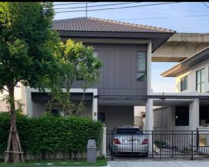 เช่าบ้านอ่อนนุช อุดมสุข : 📣ให้เช่าบ้านเดี่ยว บ้านกลางเมือง Edition พระราม 9 อ่อนนุช ใกล้สถานี Airport Link บ้านทับช้าง