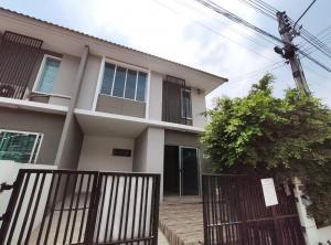 For SaleTownhouseRangsit, Thammasat, Patumtani : ✅ Sell 2-storey townhome, Pruksa Ville 79 (Phaholyothin-Rangsit), size 20 sq m.
