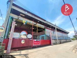 For SaleFactorySamrong, Samut Prakan : Factory for sale with land 2 rai 18.0 sq.w., Bang Phli, Samut Prakan