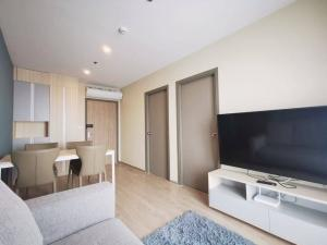 For SaleCondoBangna, Lasalle, Bearing : ✅ Sale 2 bedrooms, 1 bathroom, size 46.5 sqm., 32nd floor, Building B, fully furnished. Ready to move in. Selling price 4,642,000 baht. View of the Chao Phraya River curve.