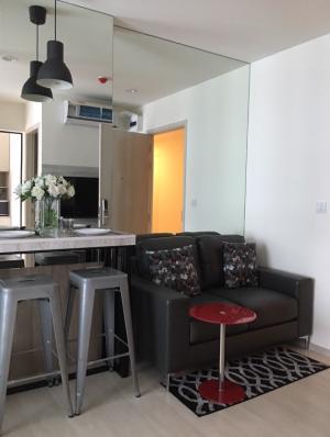 For RentCondoRama9, RCA, Petchaburi : 🌟 For rent, Life Asoke, beautiful room, next to MRT Phetchaburi, near SWU ️