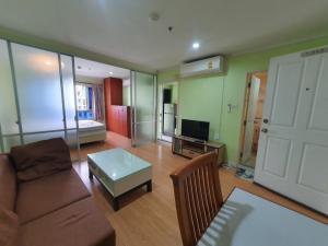 For RentCondoRama 8, Samsen, Ratchawat : W0114 # Condo for rent Lumpini Place Rama 8 (LUMPINI PLACE RAMA 8) size 35 sq m, 9th floor, complete appliances, 9 floor, building B, size: 35 sq m., Type 1 bedroom, 1 bathroom, rent 8,000 / Month (including center) furniture