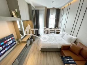 For RentCondoOnnut, Udomsuk : USCR14 This fully furnished, 1-bedroom / 1-bathroom unit for rent at Knightsbridge Prime Onnut