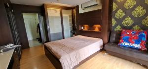 For RentCondoOnnut, Udomsuk : [A444] Urgent, the cheapest in the building 🔥🔥🔥 ** Special price 7,500 baht for rent, Condo The Link Sukhumvit 50 / The Link Sukhumvit 50, size 32 sqm, 4th floor, building 3, city view, next to BTS On Nut 50 meters and expressway.