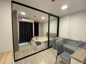 For RentCondoVipawadee, Don Mueang, Lak Si : Urgent rent 🔥 New room, 1st hand, cheapest in the web condo Plum Condo Saphan Mai ❗️ near BTS Saphan Mai ❗️