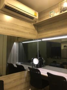 For SaleCondoSiam Paragon ,Chulalongkorn,Samyan : Great value !! Room 22.5, 17th Floor, Building S, built-in, corner room, rare, view of Sam Yan Mitr Town