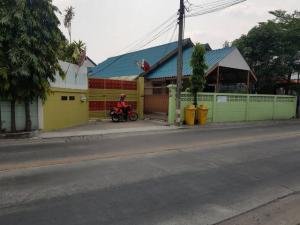 For SaleLandYothinpattana,CDC : LL005 Land for sale, Soi Pradit Manutham 15 249 sq.wa. @ 195,000 baht / sq.wa.