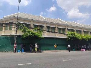 เซ้งตึกแถว อาคารพาณิชย์เยาวราช บางลำพู : เซ้งระยะยาว (30 ปี ) ค้าขายได้ ตึกแถวริมถนนเยาวราช