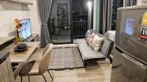 For RentCondoBangna, Lasalle, Bearing : For rent Notting Hill Sukhumvit 105, city view.