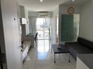 For RentCondoWongwianyai, Charoennakor : For rent, The Viva Condo Sathorn - taksin, fully furnished, city view.