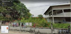 For SaleLandOnnut, Udomsuk : Land 60 square wah, Soi On Nut 39 (Soi Sanamai), Ban Bua Ngam AN151.