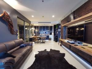 เช่าคอนโดพระราม 3 สาธุประดิษฐ์ : ให้เช่าคอนโดหรู 2ห้องนอน วิวแม่น้ำ Starview พระราม 3 ห้องแต่งสวย พร้อมเข้าอยู่