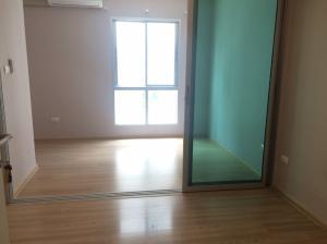 For RentCondoChengwatana, Muangthong : For rent an empty room, price only 5500 / m @ Plum Condo Chaengwattana Station Phase 1